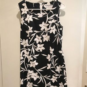 Dresses & Skirts - Black and white dress by real clothes custom made